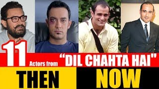 """11 Bollywood Actors from """"DIL CHAHTA HAI"""" 2001 