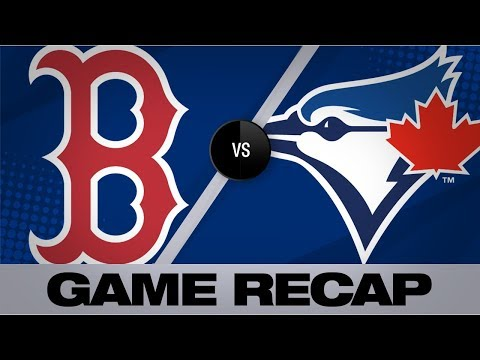 Homers back Blue Jays in 4-3 win vs. Red Sox | Red Sox-Blue Jays Game Highlights 9/10/19