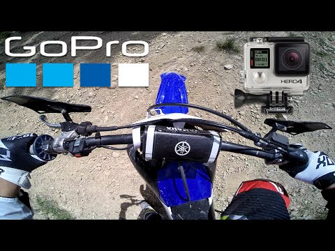 Best GoPro Mounting Position for Motocross