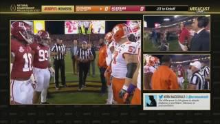 2016 CFP National Championship (Homers Megacast) -  #2 Clemson vs. #1 Alabama (HD)