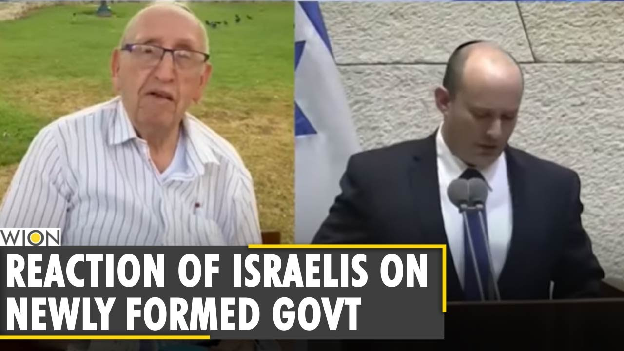 WION Ground Report: Are the Israelis happy with the new government? | Naftali Bennett | Jodie Cohen