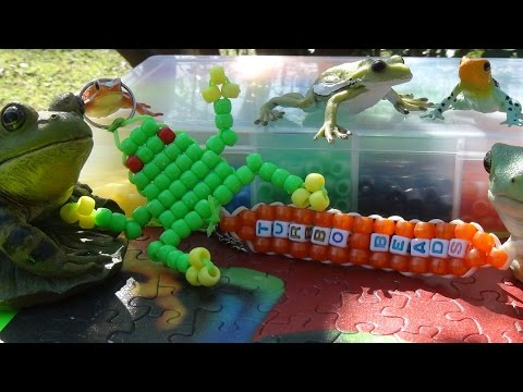 TurboBeads: Bead Frog Tutorial