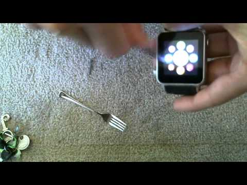 Generic Smartwatch Scratch Test -TechByDMG.com