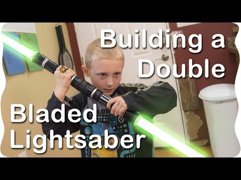 Building a Double Bladed Lightsaber