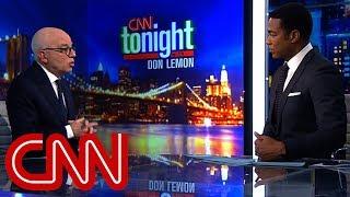 Lemon to Michael Wolff: Is Trump book gossip or journalism?