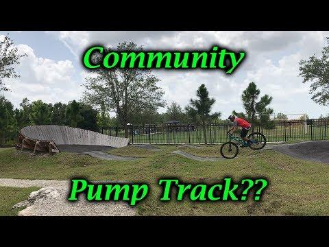 MTB Pump Track Fun