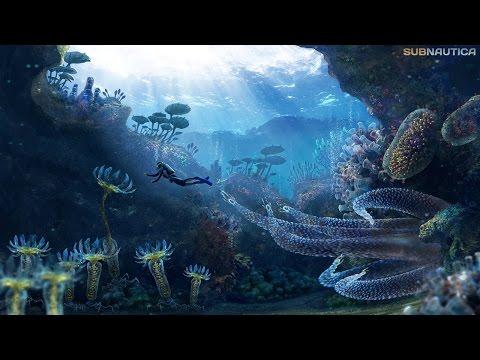 Subnautica OST | All New Soundtrack & Soundscapes