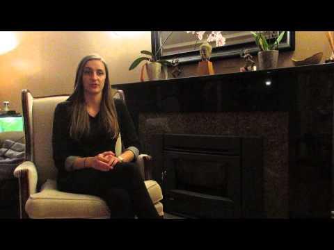 Peter Mansbridge Youth Leadership Award Junior Achievement Canada - Emily O'Dea