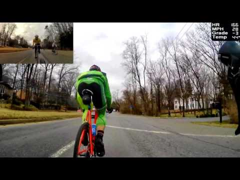 HD Cycling Training - 1 Hour Group Ride (Indoor Trainer/Rollers)