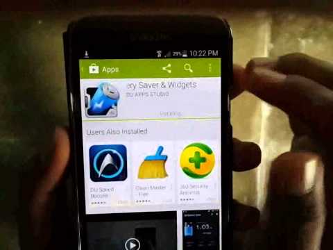 Samsung Galaxy S5 : How to Download Free Apps (Android Phone)