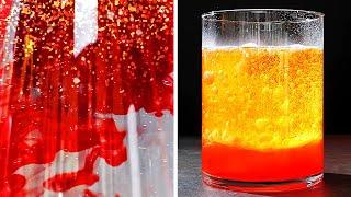 27 SCIENCE TRICKS THAT LOOK LIKE PURE MAGIC