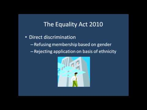 Rotary: D1010 Equality and Diversity presentation