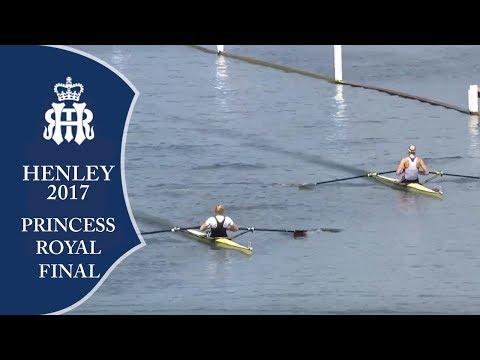 Princess Royal Final - Thornley v Thiele | Henley 2017