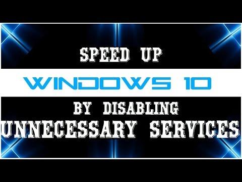 Speed Up Windows 10 Performance
