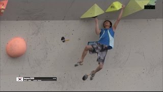 Download Boulder World Cup's 2016 - Hard Moves Part 1 Video