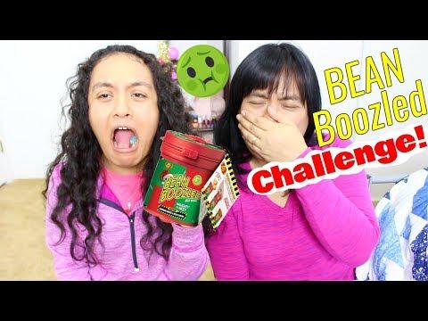 Bean Boozled Challenge with my Mom ScorpioAnnYT