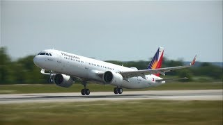 WATCH: Philippine Airlines NEW A321neo Cabin Walkthrough