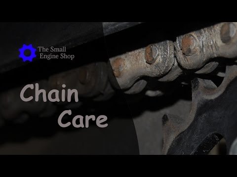 How To Clean And Lubricate A Motorcycle O-Ring Chain