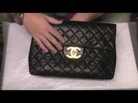 How to clean your Chanel Bag - Part of Collection - Part 1