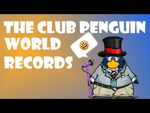 The Club Penguin World Records: Comedy Video #2
