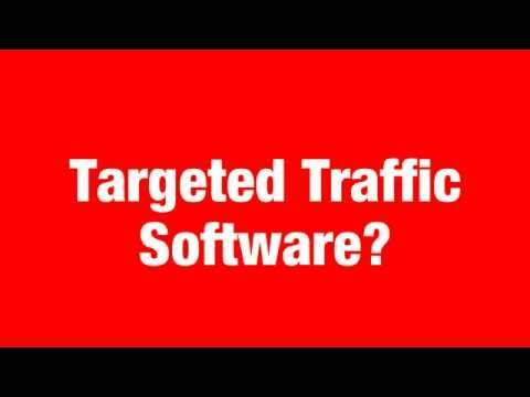 Targeted Website Traffic Software
