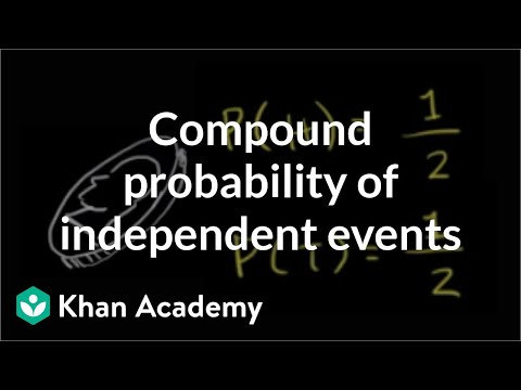 Compound probability of independent events | Probability and Statistics | Khan Academy