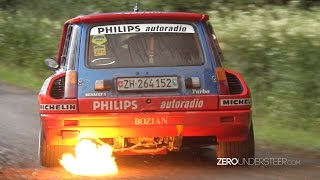 Eifel Rallye Festival 2016 | crash, Group B, Group S & Pikes Peak cars