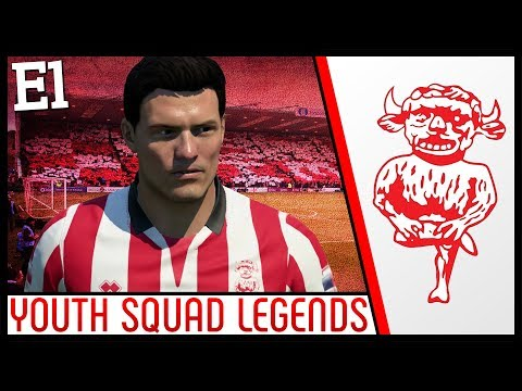 THE RETURN!  - Lincoln City | FIFA 18 Career Mode (Ep 1) Youth Academy | YOUTH SQUAD LEGENDS