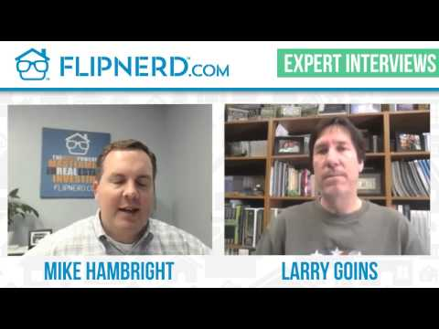 Larry Goins Explains How to Buy HUD Houses