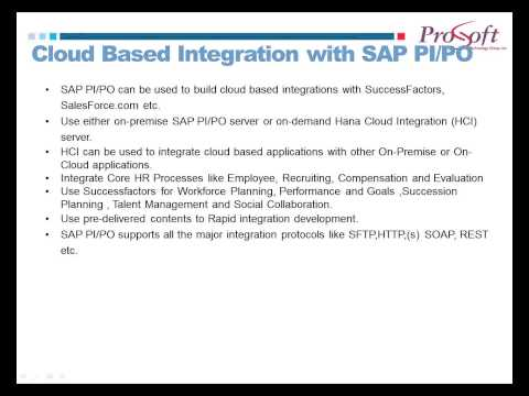 SAP PI PO 7 4 Upgrade   What you should know and expect
