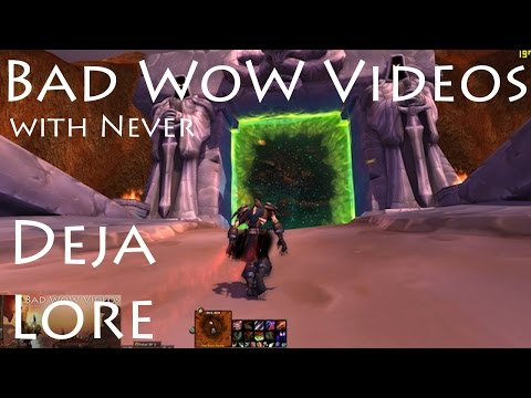 How we're going back to Draenor -- explained