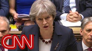Theresa May: UK will expel 23 Russian diplomats