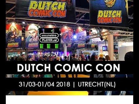 Heroes Dutch Comic Con & De Stripdagen 2018 Jaarbeurs Utrecht AFTERMOVIE