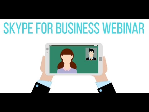 Skype for Business: Quick Start Guide