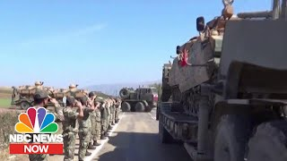 How Does The Temporary Cease-Fire Impact Syria, Turkey And The Kurds? | NBC News Now