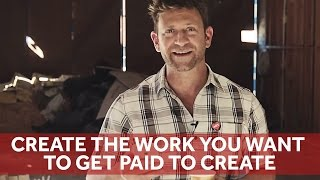 Create The Work You Want to Get Paid to Create | ChaseJarvis RAW