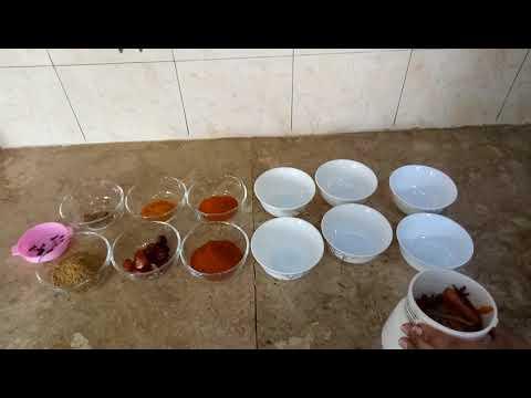 Bombay biryani masala recipe in urdu