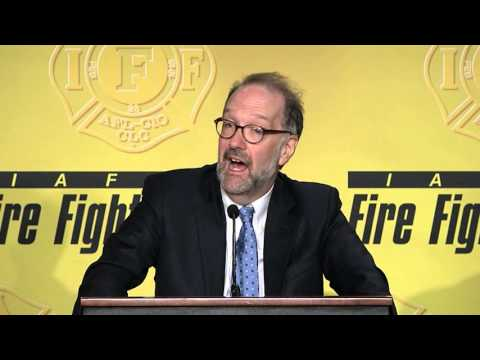 David Weil, Administrator, Wage and Hour Division, Department of Labor - Remarks