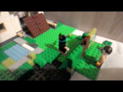 Lego Call of Duty World at War Zombies