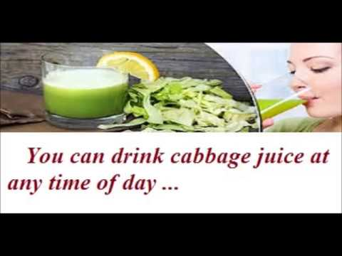 Cabbage and Lemon The Best Drink to Burn Fat and Lose Weight Fast