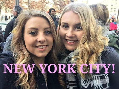 NYC New York City Christmas Holiday 2016!