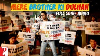 Mere Brother Ki Dulhan - Title Song | Full Audio Song | KK | Sohail Sen