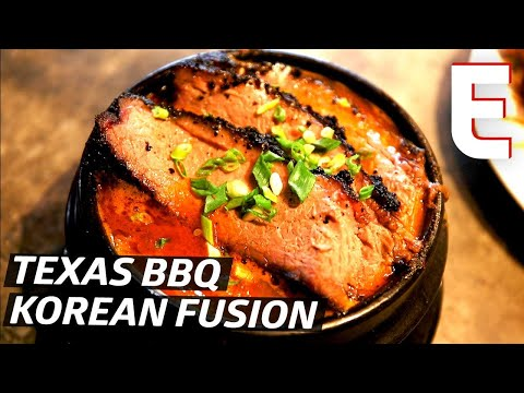 Texas Barbecue and Aged Kimchi Create the Pinnacle of Korean American Fusion — K-Town