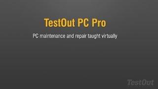 Download TestOut PC Pro Video