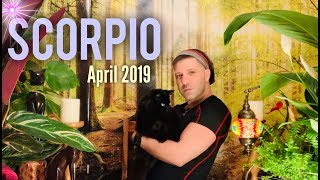 SCORPIO March 2019 - OMEN | WOW! THIS MONTH WILL BE HUGE! Success