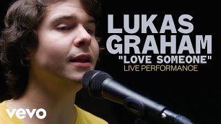 """Lukas Graham - """"Love Someone"""" Official Performance 