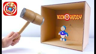 Download How To Make Kick The Buddy Game From Cardboard Video