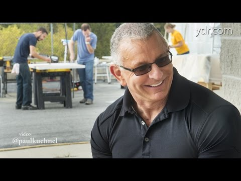 Restaurant: Impossible's host Robert Irvine