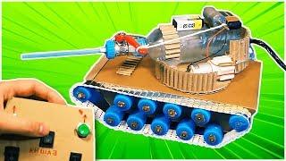 Incredible RC Tank!