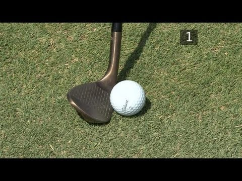 How To Get More Spin With Your Wedges by Adding Rust To Your Wedges